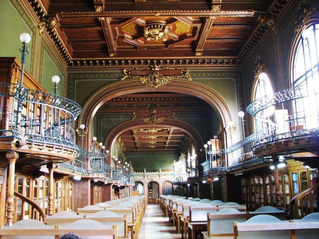 Biblioteca Gheorghe Asachi din Iasi